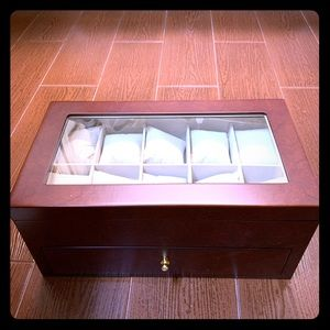 New Watch Box for 20 watches